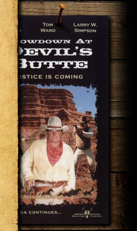 Showdown at Devil's Butte Movie